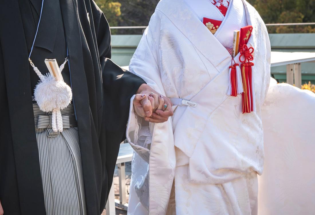 櫻木神社の結婚式